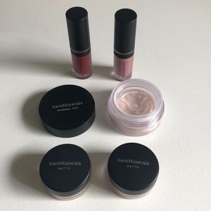BNWT bareminerals makeup lot
